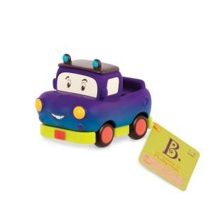 B.Toys - miękkie autko Mini-wheels - Pick-up na napęd (Z1678)