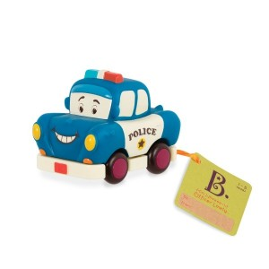B.Toys - miękkie autko Mini-wheels - Radiowóz (Z1679)