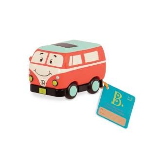 B.Toys - miękkie autko Mini-wheels - Busik (Z1680)