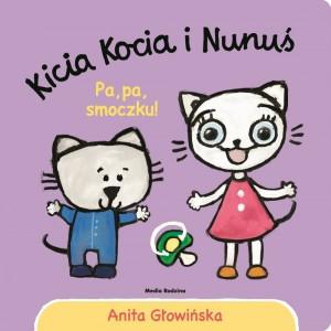 Kicia Kocia i Nunuś - Pa, pa smoczku (Z1773)