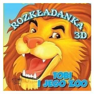 Tobi i jego zoo - rozkładanka 3D (Z1836)