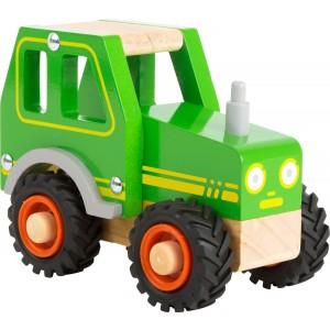Small Foot Design Drewniany traktor (Z1964)