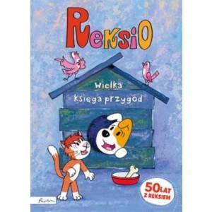 Reksio - Wielka księga przygód (Z2033)