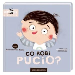 Co robi Pucio? - książeczka (Z2055)