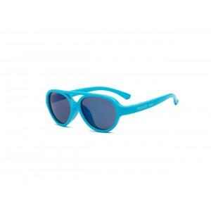 Real Shades - okulary przeciwsłoneczne Sky Neon Blue 2+ (Z2111)