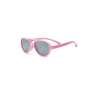 Real Shades - okulary przeciwsłoneczne Sky Light Pink 2+ (Z2112)