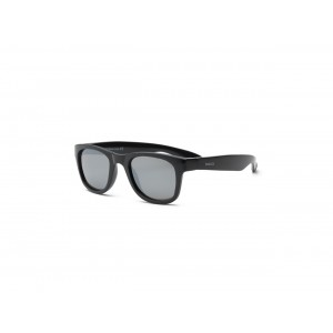 Real Shades - okulary przeciwsłoneczne Surf Black 7+ (Z2623)