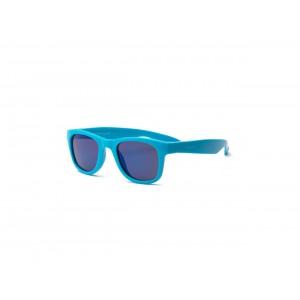 Real Shades - okulary przeciwsłoneczne Surf Neon Blue 2+ (Z2116)