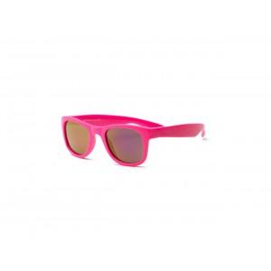 Real Shades - okulary przeciwsłoneczne Surf Neon Pink 2+ (Z2117)