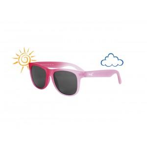 Real Shades - okulary przeciwsłoneczne Switch Light Pink-Pink 2+ (Z2121)