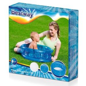 Bestway basenik brodzik 64x25 cm Niebieski (Z2125)