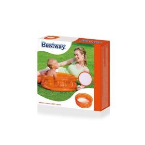 Bestway basenik brodzik 64x25 cm Pomarańczowy (Z2126)