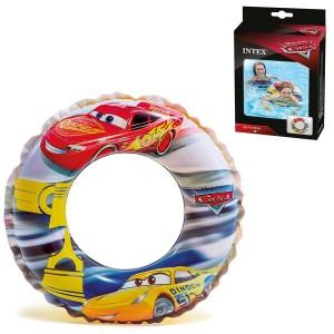 Intex - koło do pływania Cars Auta 51 cm (Z2133)