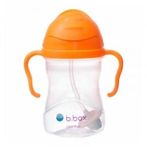 B.Box - bidon niekapek nowa wersja - pomarańczowy (Z2160)