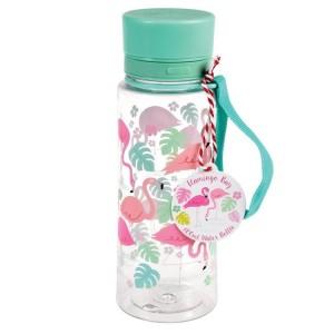 Rex London - butelka na wodę 600ml - Flamingi (Z2163)