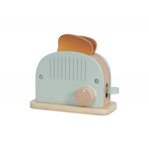 Little Dutch - drewniany toster z akcesoriami (Z2218)