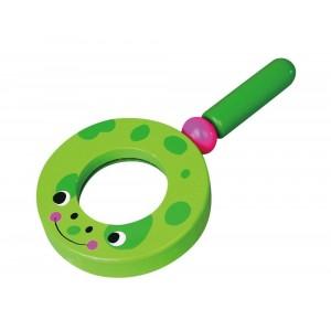 VIGA - lupa szkoło powiększające Zielone (Z2245)