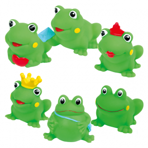 Mom's - zabawki do kąpieli - żabki 3szt. (Z2450)