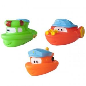 Mom's - zabawki do kąpieli - łódki 2 szt. (Z2452)