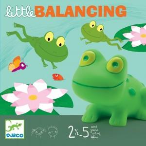 Djeco - gra zręcznościowa Balansujące Żabki (Z2312)