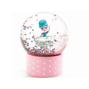 Djeco - mini kula śnieżna Balerina (Z2320)