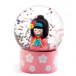 Djeco - mini kula śnieżna Japonka (Z2321)