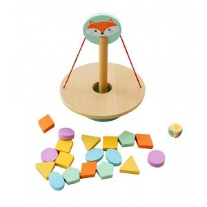AdamToys - Gra balansująca z liskiem (Z2347)