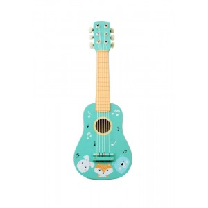 AdamToys - drewniana gitara Zwierzaki (Z2349)