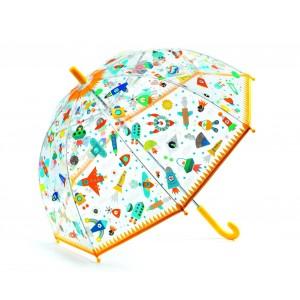 Djeco - parasol przeciwdeszczowy - Rakiety (Z2375)