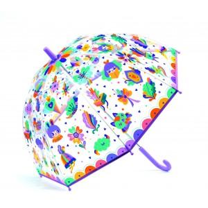 Djeco - parasol przeciwdeszczowy - Tęcza (Z2374)