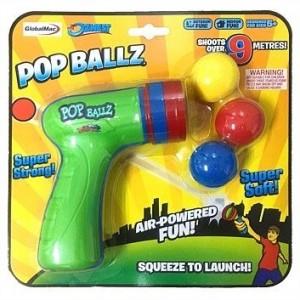 Pistolet na kulki - Pop Ballz (Z2392)