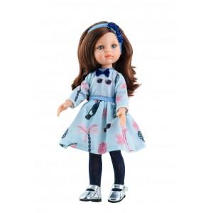 Paola Reina - Hiszpańska Lalka Carol w sukience (Z2400)
