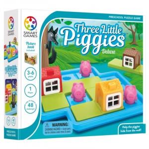 Smart Games - Trzy małe świnki (Z2408)