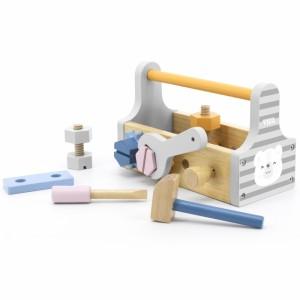 Viga - Polar B - drewniana skrzynka z narzędziami (Z2410)