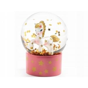 Djeco - mini kula śnieżna Jednorożec (Z2340)