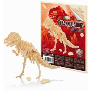 BUKI - drewniany model dinozaura - Tyranozaur (Z2441)