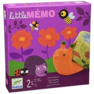 Djeco - gra pamięciowa Little Memo (Z2442)