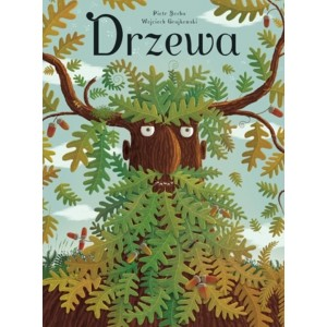 """""""Drzewa"""" Wyd. Dwie Siostry (Z2445)"""