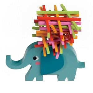 Rex London - Gra zręcznościowa i logiczna - Słoń Elvis (Z2475)