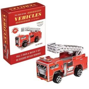 Rex London - Wóz strażacki - Zrób-To-Sam (Z2483)