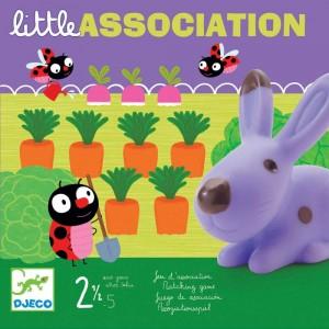 Djeco - gra skojarzenia Little Association (Z2511)