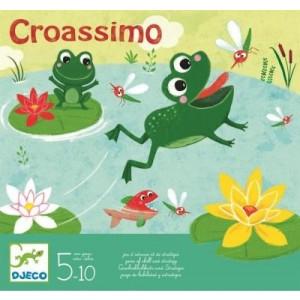 Djeco - gra planszowa Croassimo (Z2519)