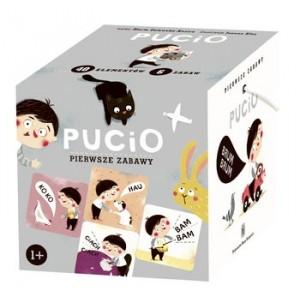 Puzzle Pucio - Pierwsze zabawy (Z2562)
