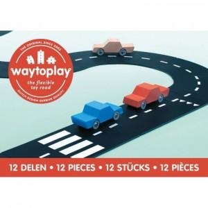 WAYTOPLAY - Ring Road - droga do układania 12 el. (Z2564)