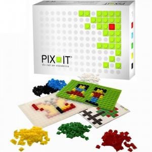 PIX-IT Premium - klocki edukacyjne 360 el. (Z2569)
