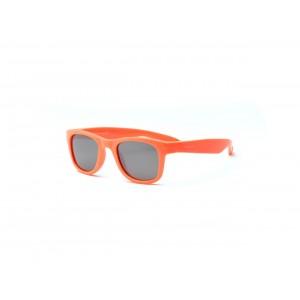 Real Shades - okulary przeciwsłoneczne Surf Neon Orange 4+ (Z2620)