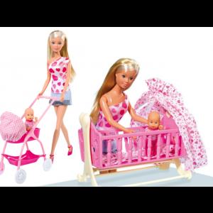 SIMBA - Lalka Stefii Love Mama z dzieckiem (Z2582)