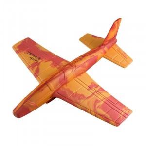 ZING mały Samolot szybowiec piankowy pomarańczowy (Z2627)
