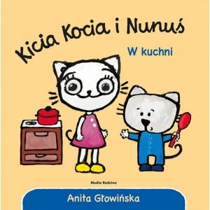 Kicia Kocia i Nunuś - W kuchni (Z2693)