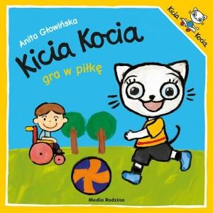 Kicia Kocia Gra w piłkę (Z2694)
